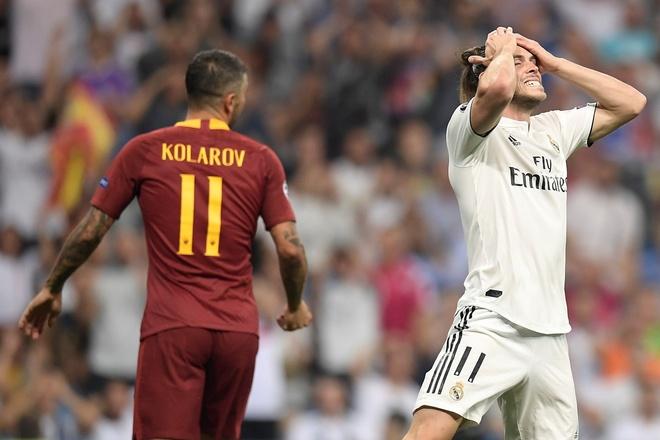 Real vs Roma anh 21