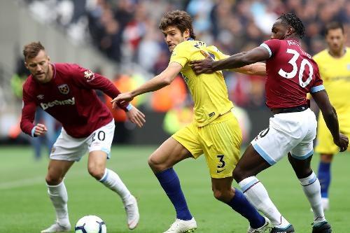 West Ham vs Chelsea anh 16