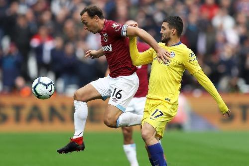 West Ham vs Chelsea anh 17