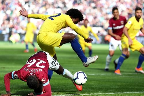 West Ham vs Chelsea anh 25