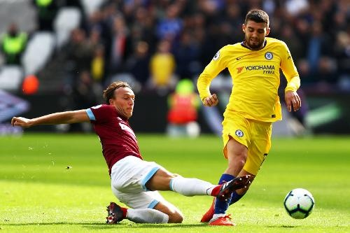 West Ham vs Chelsea anh 23