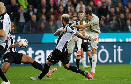 Udinese vs Juventus anh 12
