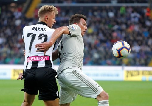 Udinese vs Juventus anh 13
