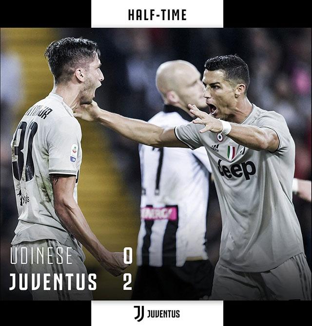 Udinese vs Juventus anh 15
