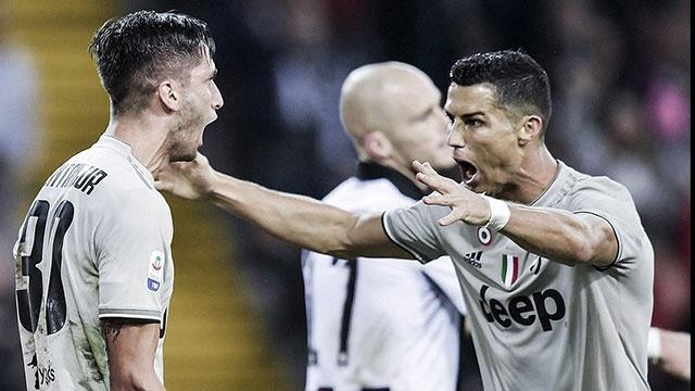 Udinese vs Juventus (0-2): Ronaldo ghi ban giua cao buoc hiep dam hinh anh