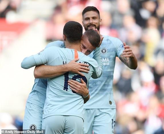 Southampton vs Chelsea anh 15