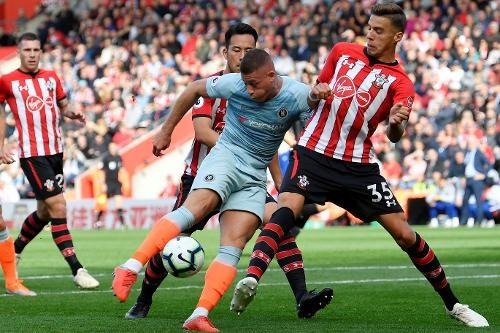 Southampton vs Chelsea anh 17