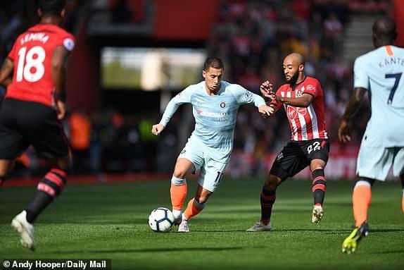 Southampton vs Chelsea anh 14