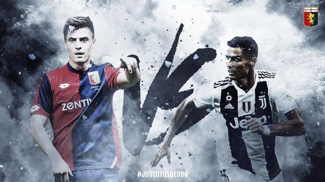 Juventus vs Genoa (1-1): Mot minh Ronaldo la khong du hinh anh 7