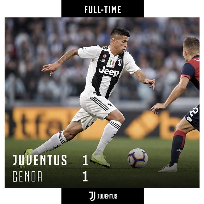 Juventus vs Genoa (1-1): Mot minh Ronaldo la khong du hinh anh 20
