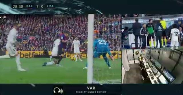 Luis Suarez lap hat-trick giup Barca thang Real 5-1 hinh anh 33