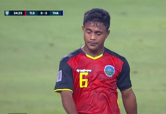 AFF Cup DT Thai Lan vs DT Timor Leste anh 16