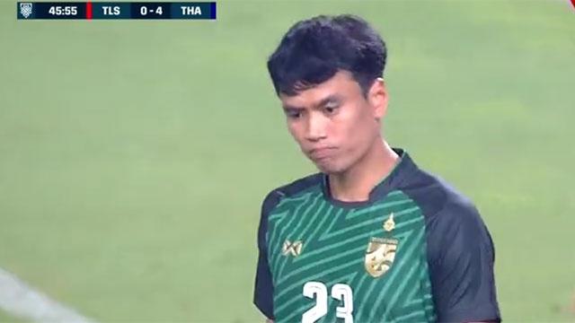 Thai Lan 7-0 Timor Leste: Ung vien vo dich pho dien suc manh hinh anh 19