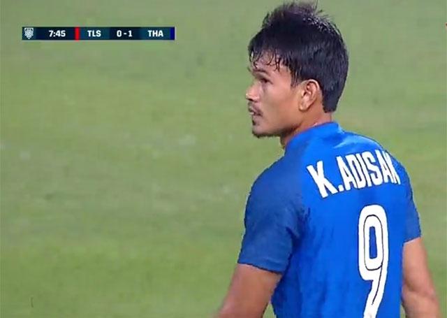 Thai Lan 7-0 Timor Leste: Ung vien vo dich pho dien suc manh hinh anh 13