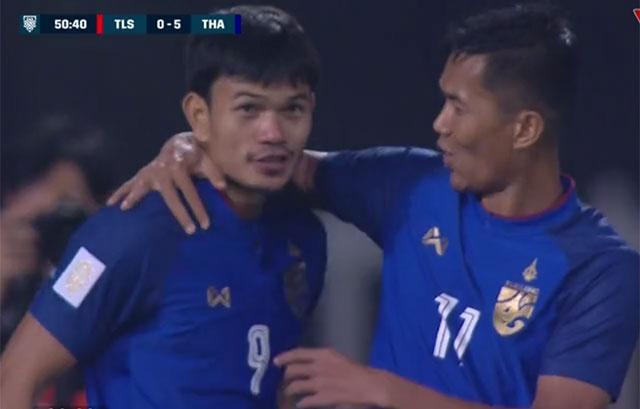 AFF Cup DT Thai Lan vs DT Timor Leste anh 20