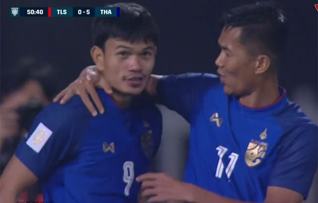 Thai Lan 7-0 Timor Leste: Ung vien vo dich pho dien suc manh hinh anh 20