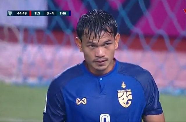 Thai Lan 7-0 Timor Leste: Ung vien vo dich pho dien suc manh hinh anh 18
