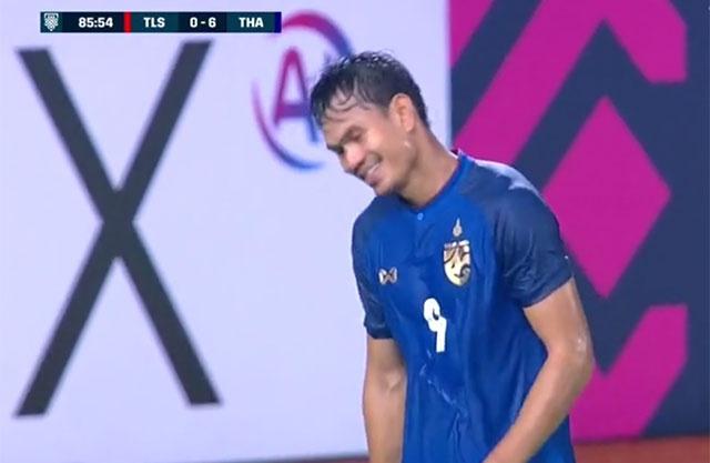 Thai Lan 7-0 Timor Leste: Ung vien vo dich pho dien suc manh hinh anh 23