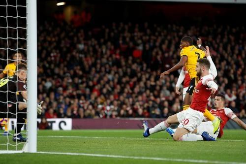 Arsenal vs Wolves anh 16