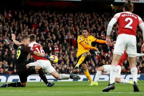 Arsenal vs Wolves anh 18