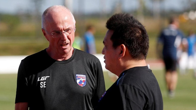 Philippines 1-0 Singapore: HLV Eriksson co chien thang tai AFF Cup hinh anh 7