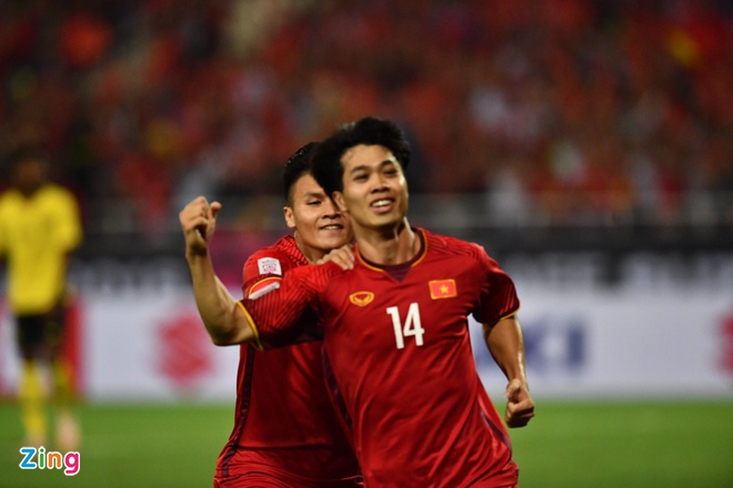 Tuyen Viet Nam vao ban ket AFF Cup voi ngoi dau bang hinh anh 16