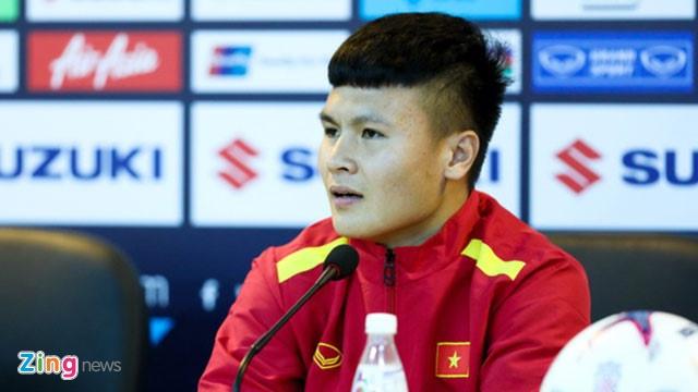 Tuyen Viet Nam vao ban ket AFF Cup voi ngoi dau bang hinh anh 10