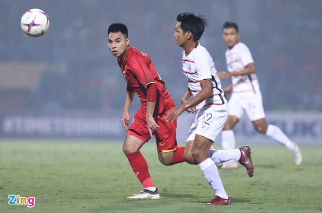 Tuyen Viet Nam vao ban ket AFF Cup voi ngoi dau bang hinh anh 40