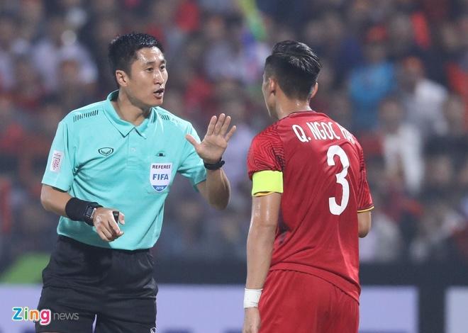 Tuyen Viet Nam vao ban ket AFF Cup voi ngoi dau bang hinh anh 41