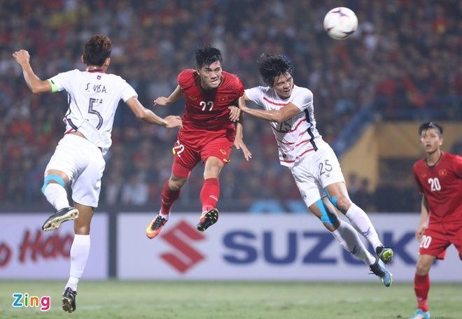 Tuyen Viet Nam vao ban ket AFF Cup voi ngoi dau bang hinh anh 43
