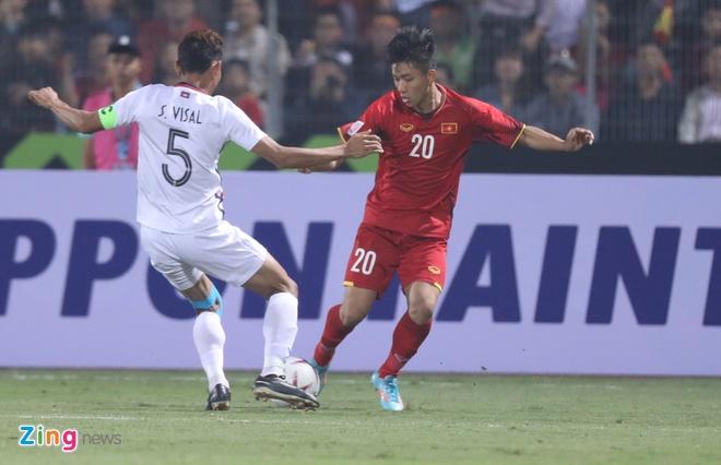 Tuyen Viet Nam vao ban ket AFF Cup voi ngoi dau bang hinh anh 39