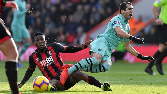 Bournemouth vs Arsenal anh 18
