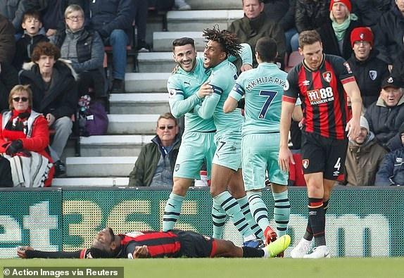 Bournemouth vs Arsenal anh 12