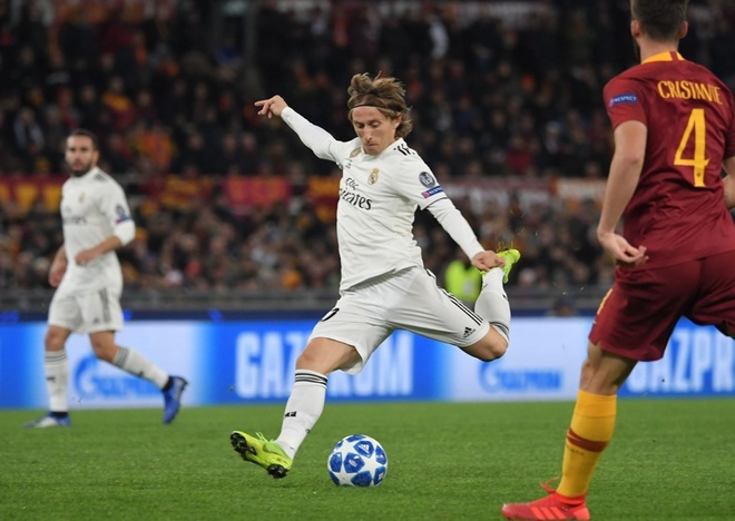 AS Roma vs Real Madrid anh 10