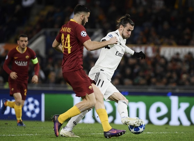 AS Roma vs Real Madrid anh 20