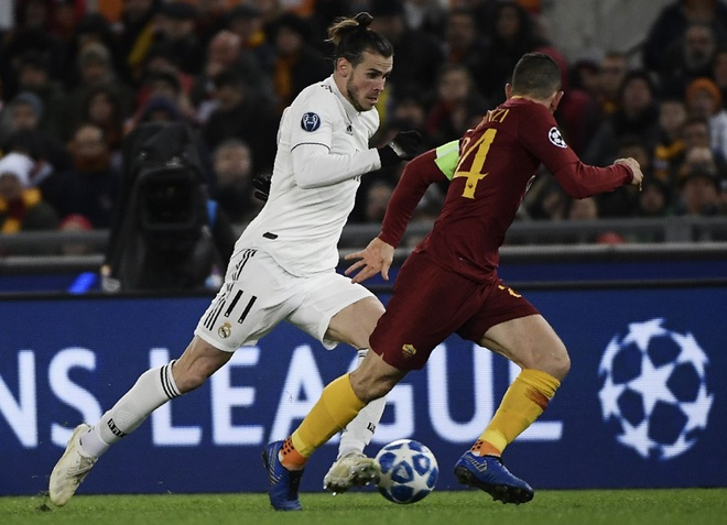 AS Roma vs Real Madrid anh 18