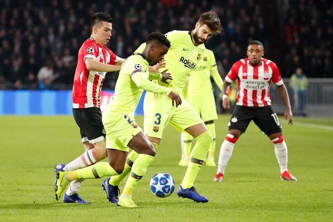 PSV vs Barca anh 12