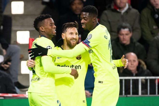 PSV vs Barca anh 21
