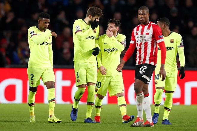 PSV vs Barca anh 25