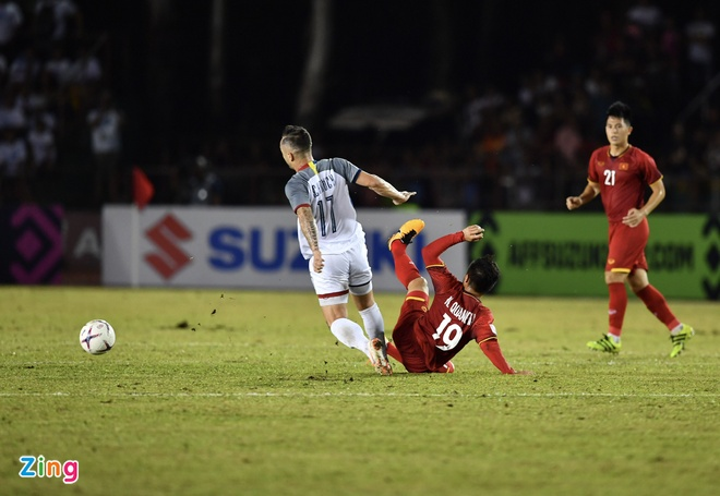 Philippines vs Viet Nam (1-2): Anh Duc va Van Duc toa sang hinh anh 39
