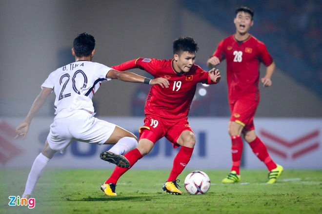Philippines vs Viet Nam (1-2): Anh Duc va Van Duc toa sang hinh anh 14