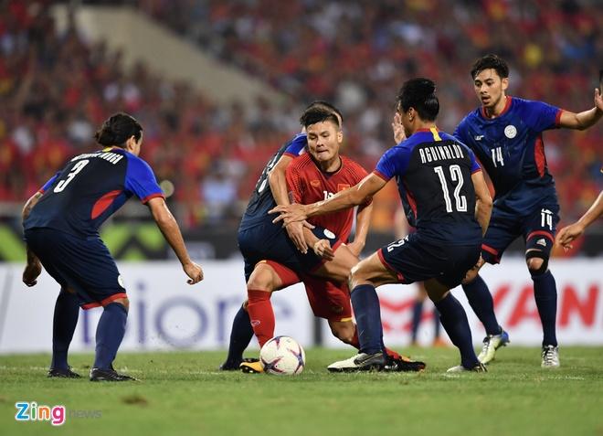 Viet Nam vao chung ket AFF Cup sau chien thang chung cuoc 4-2 hinh anh 43