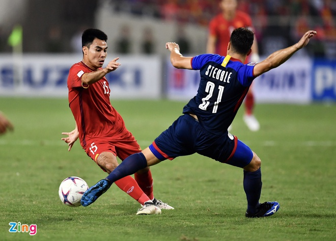 Viet Nam vao chung ket AFF Cup sau chien thang chung cuoc 4-2 hinh anh 27