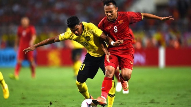 Malaysia vs Viet Nam (2-2): Danh roi chien thang day tiec nuoi hinh anh 19