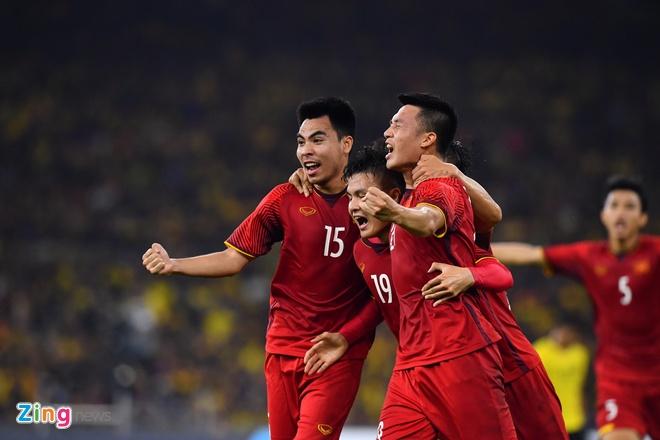 Tuyen Viet Nam vo dich AFF Cup 2018 voi thanh tich bat bai hinh anh 3