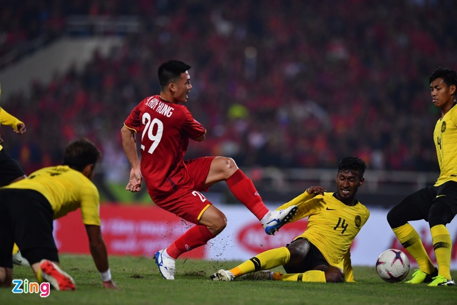 Tuyen Viet Nam vo dich AFF Cup 2018 voi thanh tich bat bai hinh anh 42