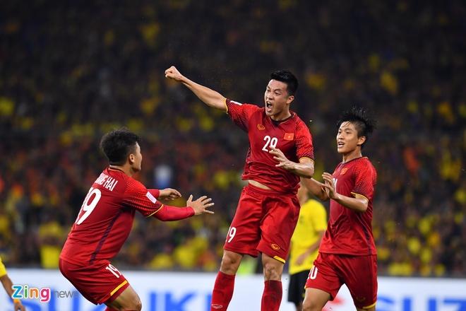 Tuyen Viet Nam vo dich AFF Cup 2018 voi thanh tich bat bai hinh anh 10