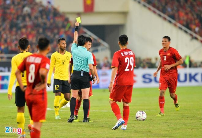 Tuyen Viet Nam vo dich AFF Cup 2018 voi thanh tich bat bai hinh anh 38