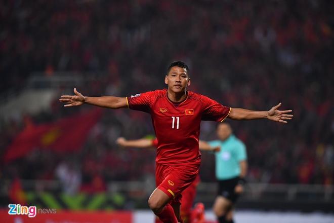 Tuyen Viet Nam vo dich AFF Cup 2018 voi thanh tich bat bai hinh anh 43