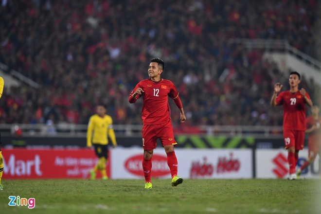 Tuyen Viet Nam vo dich AFF Cup 2018 voi thanh tich bat bai hinh anh 49